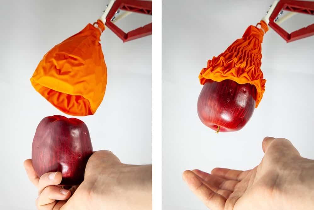 Bàn tay robot Origami