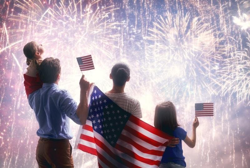 ngày độc lập Hoa Kỳ