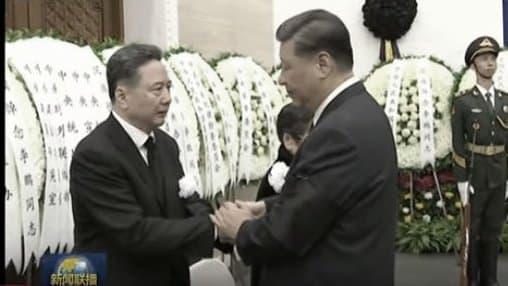 Tập Cận Bình, Lý Bằng