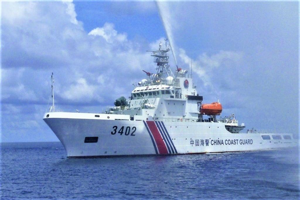 vụ Bãi Tư chính, tàu Trung Quốc thăm dò địa chất, vùng biển Việt Nam, nhà giàn dk1 , biển đông, tranh chấp biển đông, bai tu chinh