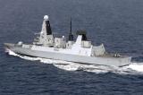 Tàu chiến Anh tới vùng Vịnh đảm bảo tự do hàng hải