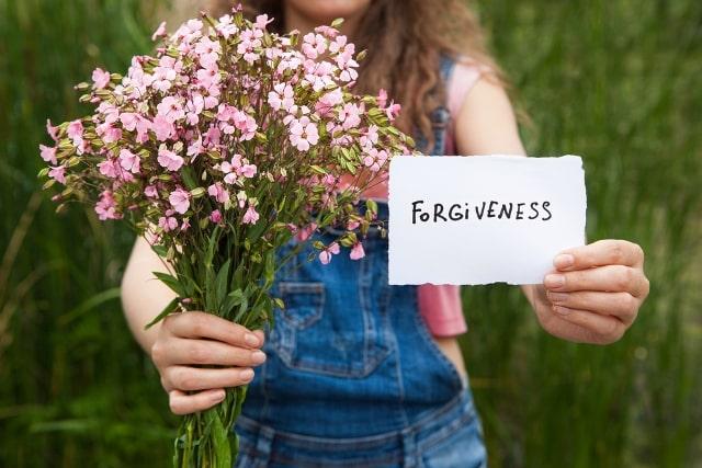 Nâng cao sức khỏe thể chất và tinh thần nhờ học cách tha thứ