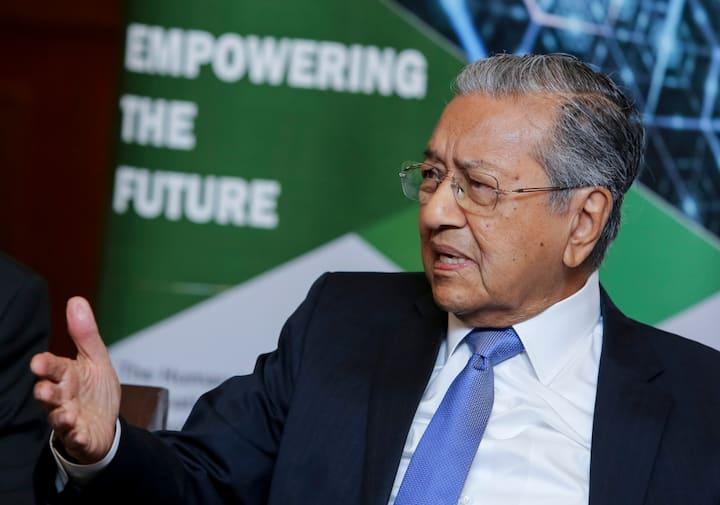 Thủ tướng Malaysia, Mahathir Mohamad