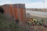Mỹ: Tiền xây tường biên giới còn lại sẽ được dùng cho vấn đề môi trường