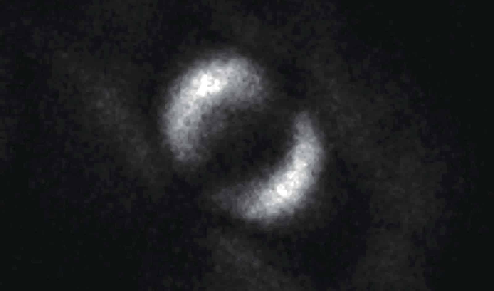 chụp ảnh được sự vướng víu lượng tử giữa hai photon