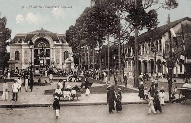 Chuyện thắp sáng ở Sài Gòn xưa