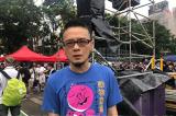 Huỳnh Diệu Minh, biểu tình Hồng Kông