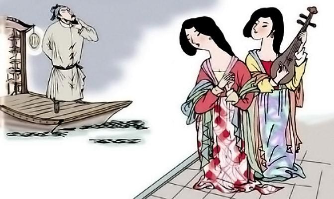 Thương nữ bất tri vong quốc hận