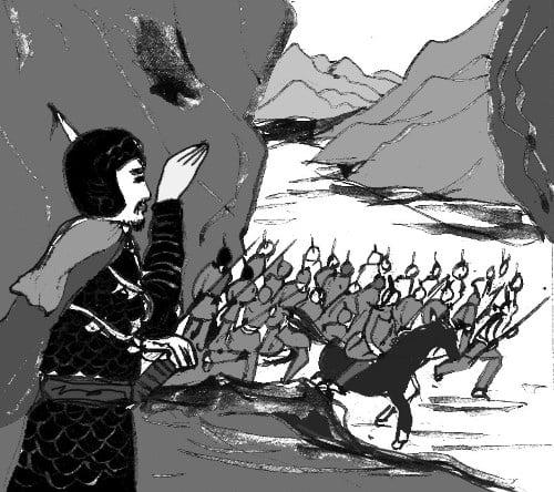 Đại Việt đối phó với kế hoạch giành dân lấn đất của nhà Tống thế nào