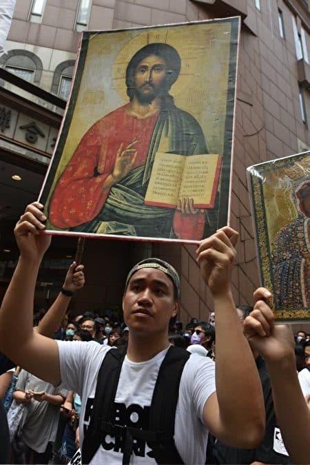 biểu tình ngày 31/8, Hồng Kông