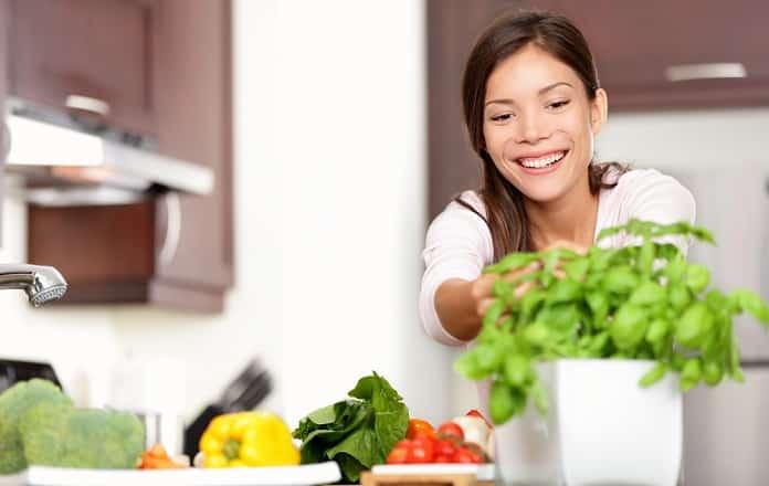 thân thiện với môi trường, căn bếp
