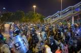 cảnh sát Hồng Kông, biểu tình, phản đối luật dẫn độ