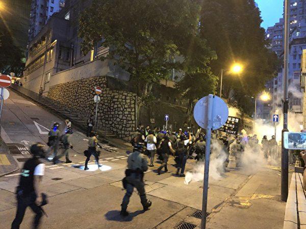 Hồng Kông, phản đối luật dẫn độ, biểu tình