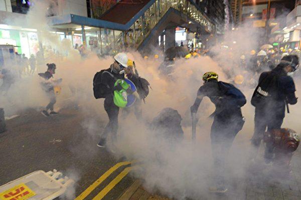 Hồng Kông, phản đối luật dẫn độ