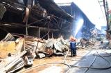 cháy nhà máy Rạng Đông