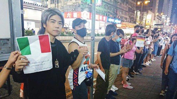 Con đường Hồng Kông, phản đối luật dẫn độ,