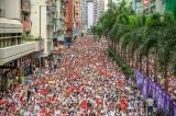 Cư dân mạng Đại lục, người Hồng Kông, biểu tình Hồng Kông