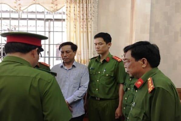 Ông Diệp Văn Thạnh - nguyên Chủ tịchTP. Trà Vinh