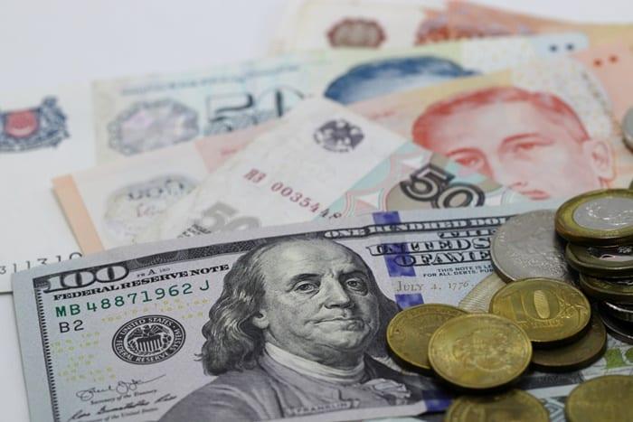 đồng USD, thương chiến mỹ trung