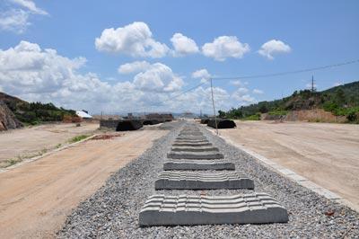dự án đường sắt phả lại hạ long