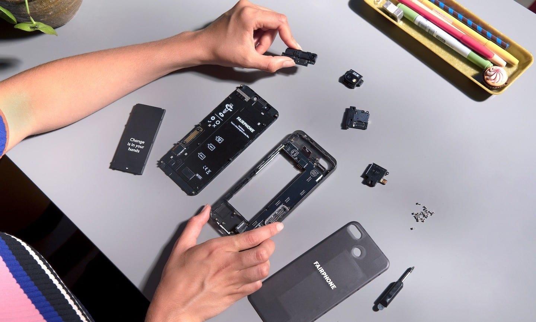 Fairphone Chiếc điện thoại bền vững