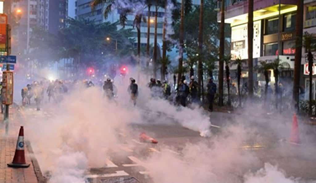 Hồng Kông, biểu tình, phản đối luật dẫn độ