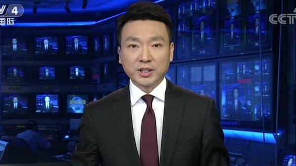 Khang Huy, CCTV, Tuyên bố chung Trung - Anh