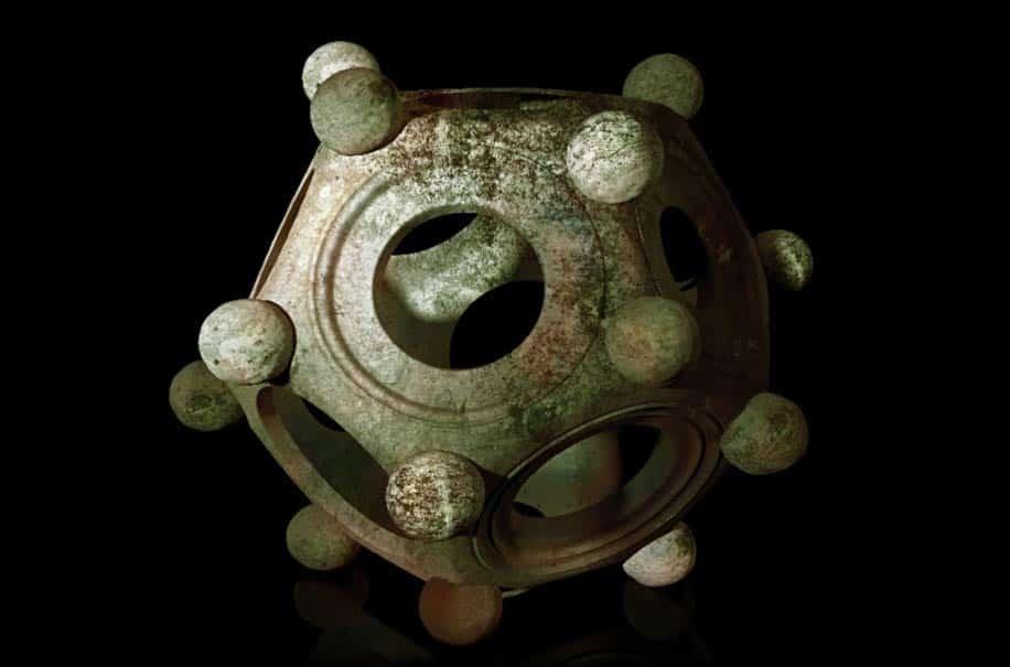 Bí ẩn khối thập nhị diện của La Mã cổ đại