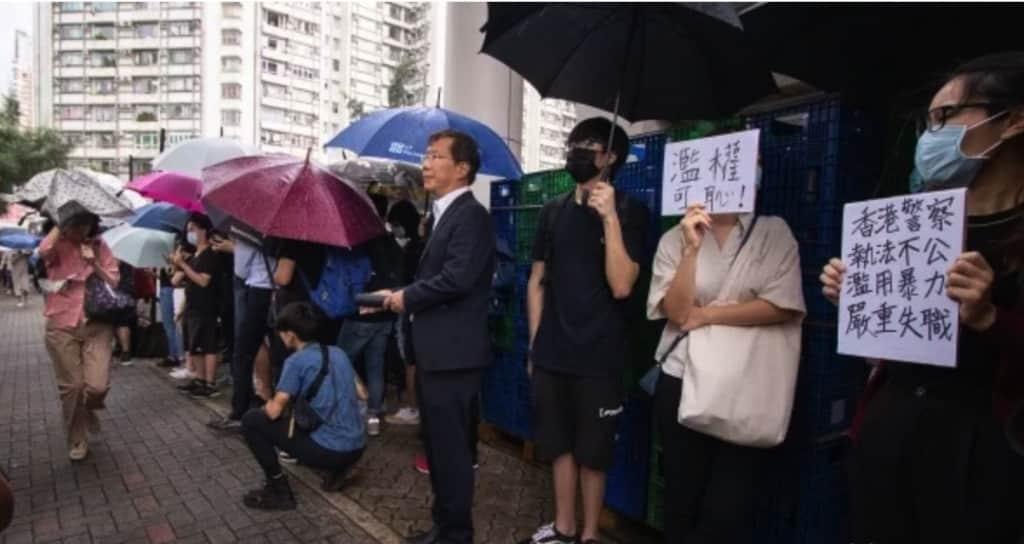 người Hồng Kông, Hồng Kông, phản đối luật dẫn độ, biểu tình Hồng Kông