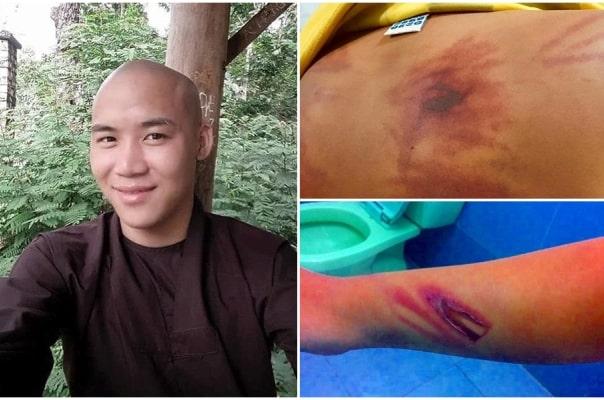 người tu hành dâm ô bé trai, Bình Thuận