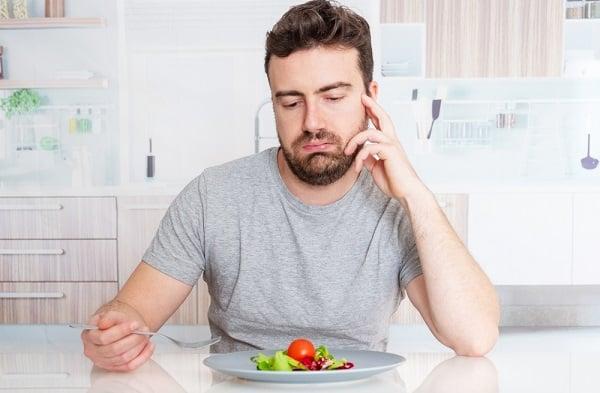 nhịn ăn, ăn tối, giảm cân