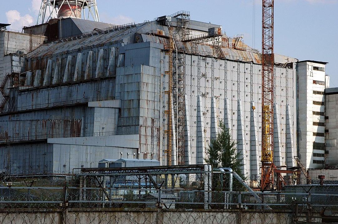 Chernobyl: Quan tài chống phóng xạ sắp bị gỡ bỏ