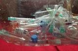 chất thải y tế, chất thải nhựa