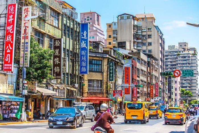 Đài Bắc, Taipei