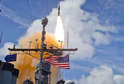 Mỹ sẽ bán tên lửa đánh chặn SM-3 Block IIA cho Nhật Bản