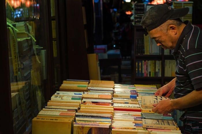 thị trấn sách, yêu đọc sách, đọc sách