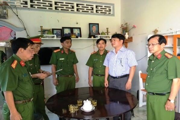 Trần Trường Sơn - Phó Chủ tịch UBND TP Trà Vinh