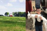 Đến thăm trang trại ấm áp của gia đình 8 người ở vùng nông thôn Mỹ