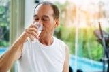 Uống nước lạnh, uống nước, uống nước đúng cách, tập thể dục