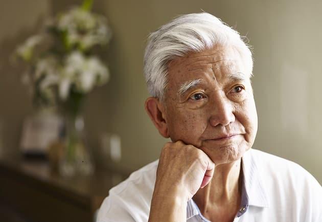 viện dưỡng lão, người già