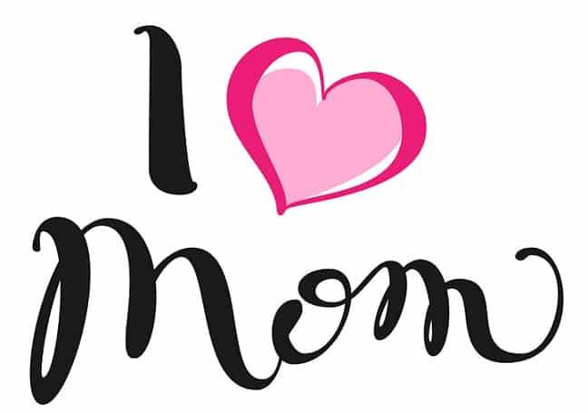 Con yêu mẹ, mẹ con