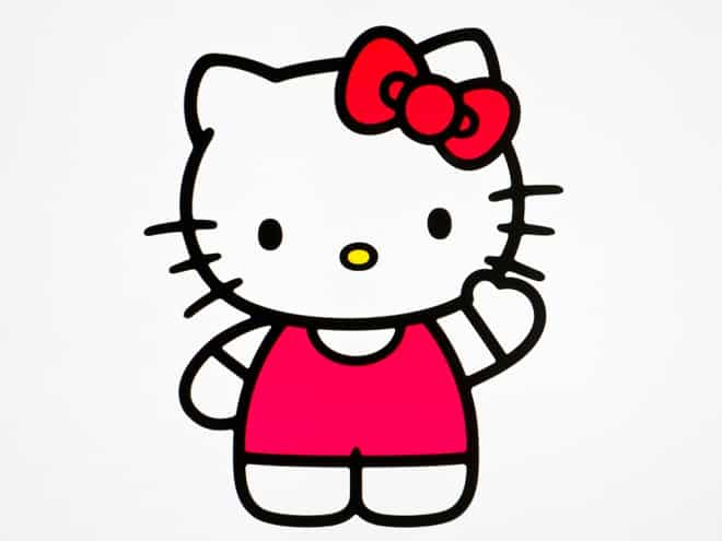 Hello Kitty, chú mèo Hello Kitty