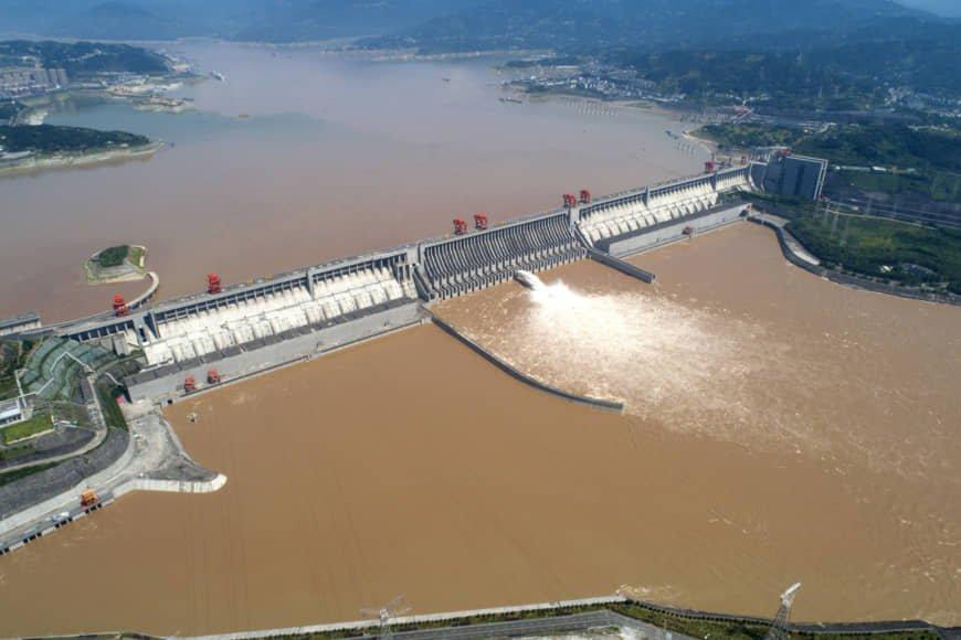 Nước: Tử huyệt của Trung Quốc