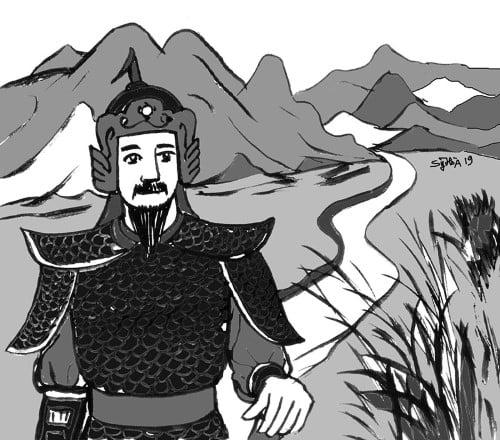 """Đội quân """"Thiên thần Động Giáp"""" góp công lớn đánh bại 30 vạn quân Tống"""