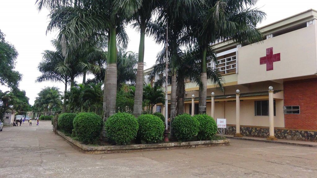 Bệnh viện Đa Khoa tỉnh Gia Lai