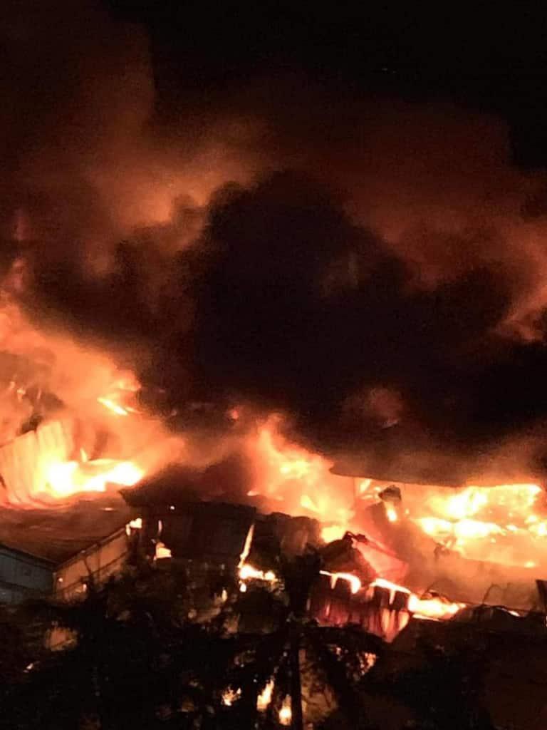 vụ cháy tại Công ty Rạng Đông, nhiễm độc thủy ngân