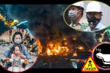 ô nhiễm thủy ngân, vụ cháy rạng đông