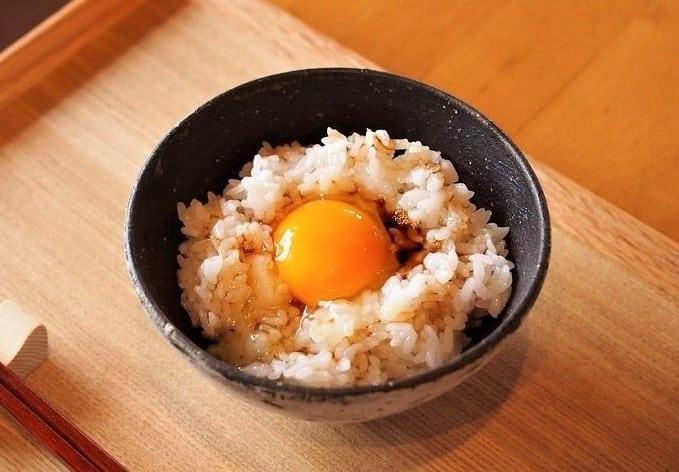 ăn trứng tăng chiều cao