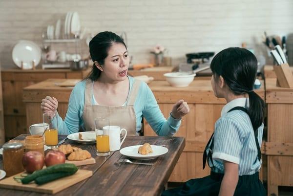 dạy con, làm cha mẹ, giáo dục con nhỏ