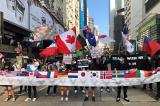 Người Hồng Kông diễu hành kêu gọi quốc tế cứu trợ nhân đạo